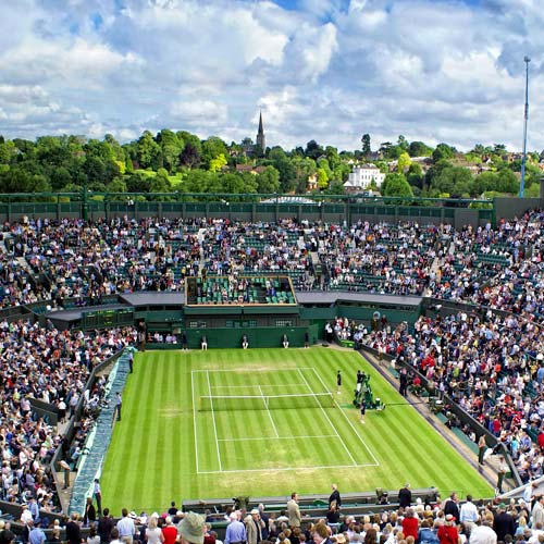 Centre Court roofless