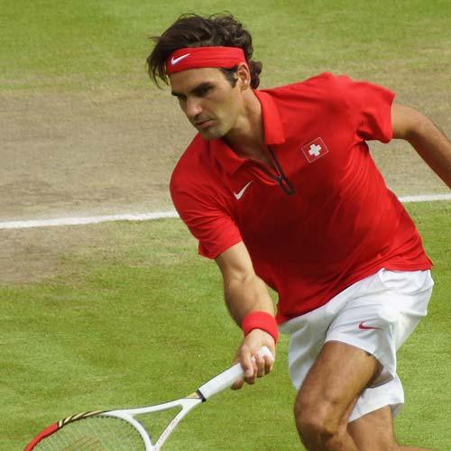 Roger Federer, London 2012