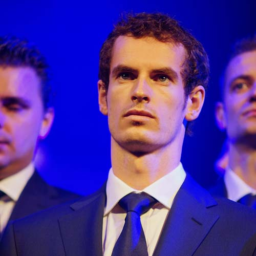 Andy  Murray, ATP World Tour Finals Gala