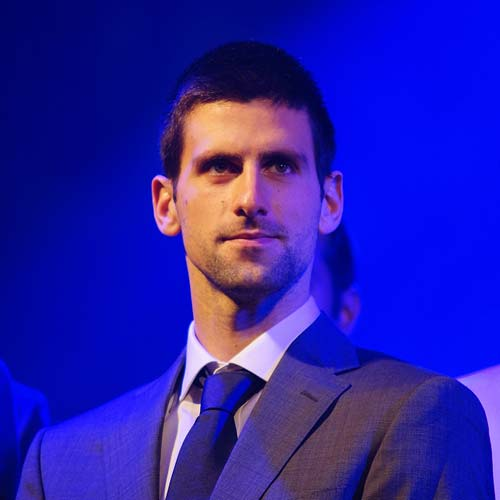 Novak Djokovic, ATP World Tour Finals Gala